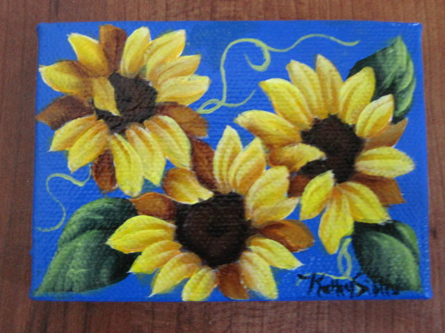 """Sunflower Three"""