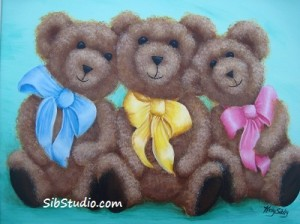 SibStudio dot com  Teddy Bears