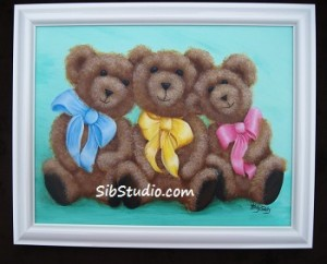 teddy bear  - sibstudio dot com