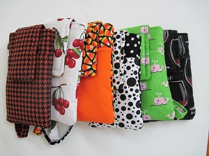 Smartphone Wristlets by SibStudioSewing